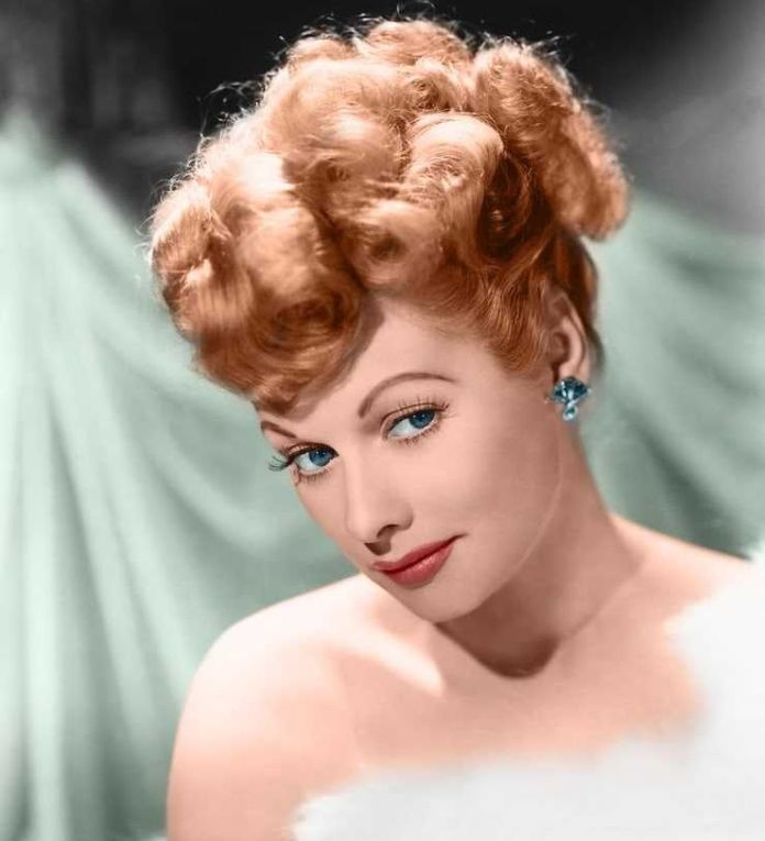 Lucille Ball Sexiest Pictures (41 Photos)