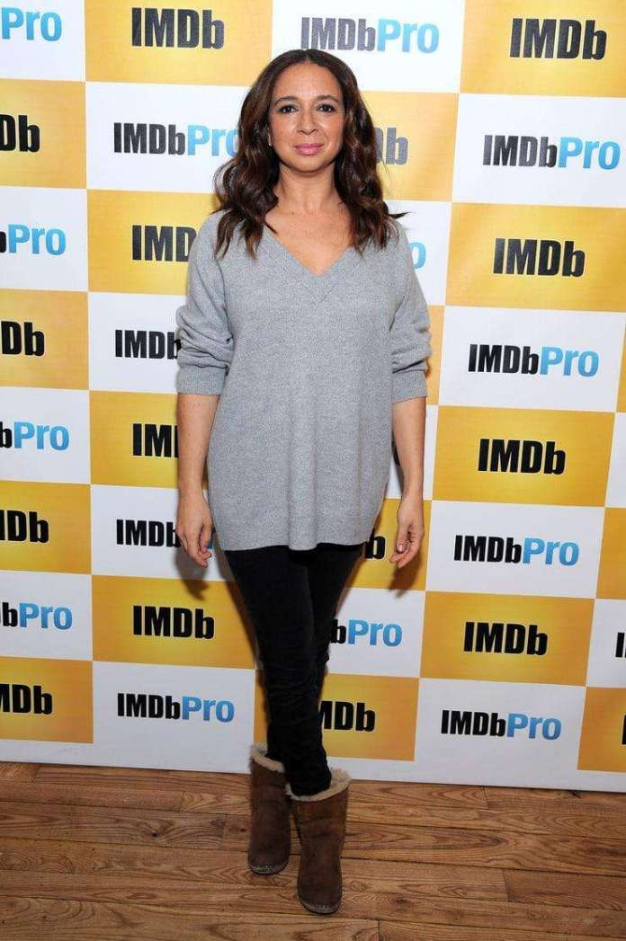 Maya Rudolph Hottest Pictures (41 Photos)