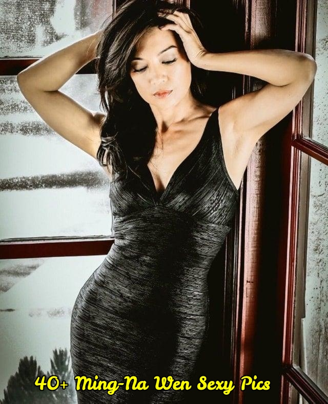 Ming-Na Wen Sexiest Pictures (41 Photos)