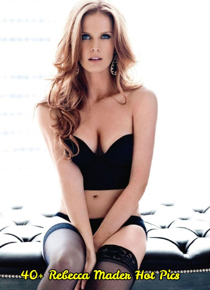 Rebecca Mader Hottest Pictures (41 Photos)