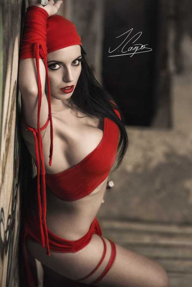 Elektra Sexiest Pictures (39 Photos)