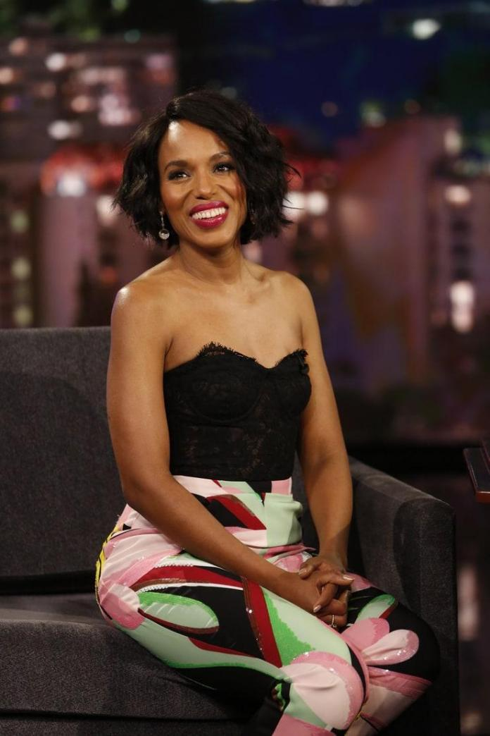 Kerry Washington Hot And Sexy Pictures (41 Photos)
