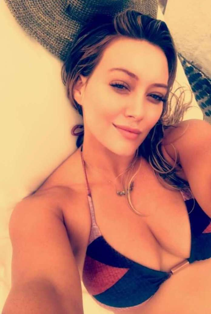 Hilary Duff Hot And Sexy Pictures (61 Photos)