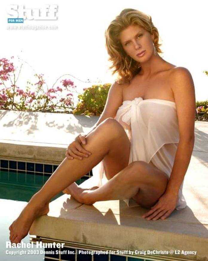 Rachel Hunter Hot And Sexy Pictures (63 Photos)