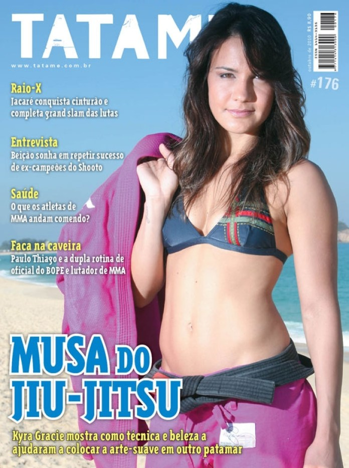 Kyra Gracie Sexiest Pictures (40 Photos)