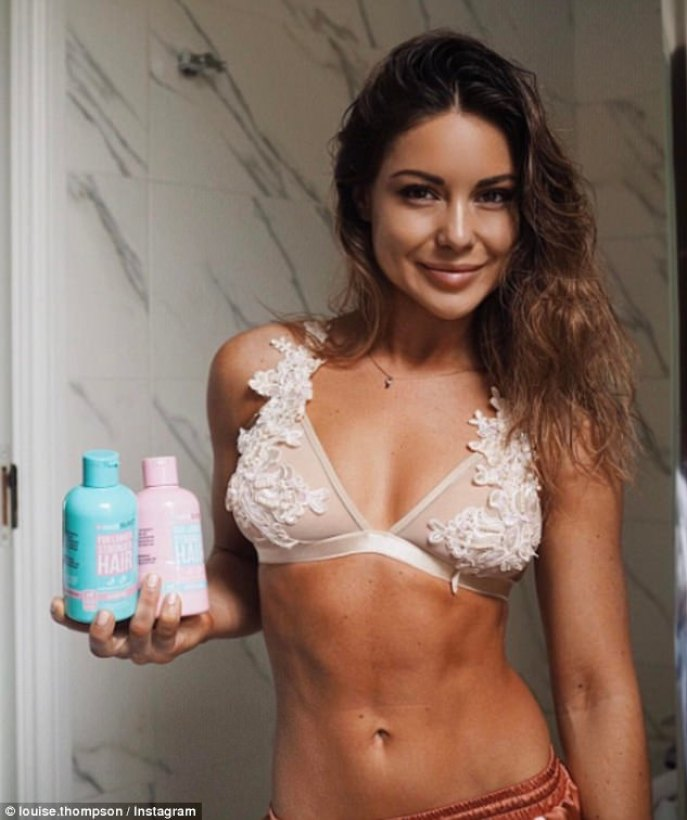 Louise Thompson Sexiest Pictures (40 Photos)