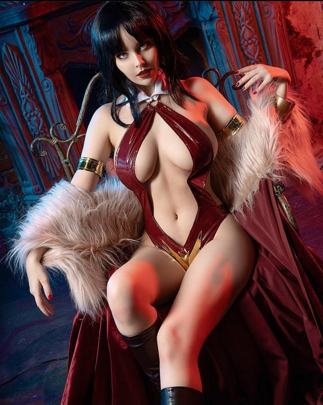 Hot Cosplay Girls Will Outshine Your Mind (35 Photos + 5 GIFs)