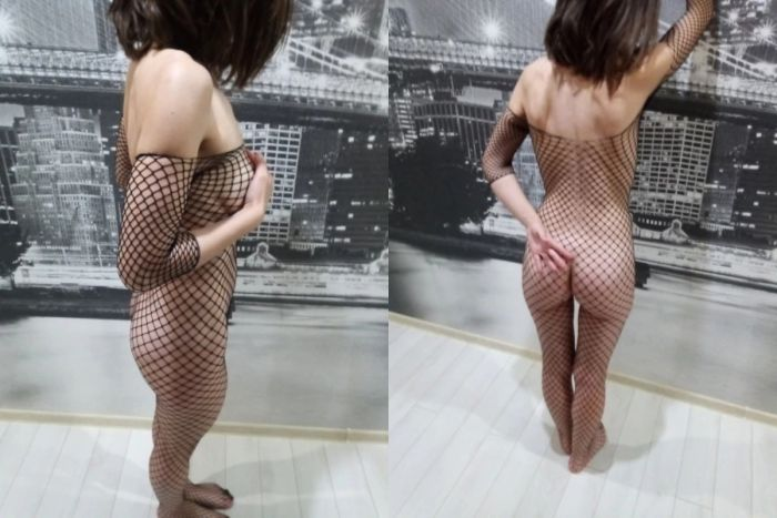 Hot Girls Try On Underwear Bought In Online Store (40 Photos)